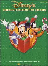 DISNEY - Christmas Songbook for Children para Piano Facil, New, DISNEY Book
