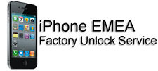 EMEA ALL IPHONE FACTORY UNLOCK SERVICE