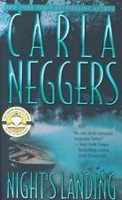 Night's Landing Romantic Suspen Paperback Neggers, Carla