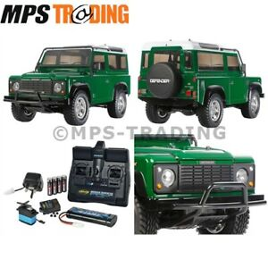 LAND ROVER DEFENDER TAMIYA REMOTE CONTROL SCALE CAR WITH CONTROLLER - DA1626/27