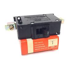 Interruptor de circuito bipolar de 1 LM1P-1A Dorman Smith supervisor de carga M1.5-1