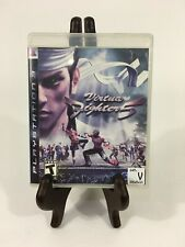 Virtua Fighter 5 PS3 Sony Playstation 3 Missing Manual