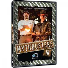 Mythbusters: Season 10 [DVD] [2015]
