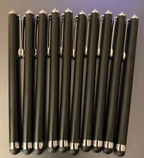 Lot Of(10) Targus Stylus Pen for Tablets IPad IPhone and Smartphones Black