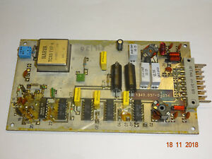 TCXO 4,  10MHz,  Referenzfrequenz  EKD 300, 500 RFT / Funkwerk Köpenick