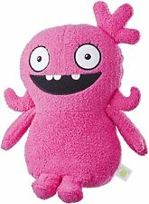 UglyDolls Feature Sounds Moxy, Stuffed Plush Toy that Talks, 11.5 inches tall!