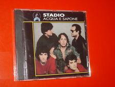 STADIO ALL THE BEST ACQUA E SAPONE CD 18 TRK NEW SEALED SIGILLATO 1994 BMG