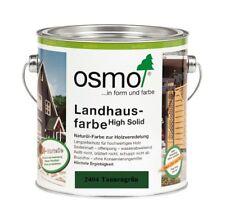 Osmo Landhausfarbe HS 2404 Tannengrün 750 ml