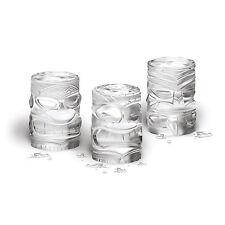 Tovolo Silicone Tiki Ice Cube Mold / Tray - Set of 3
