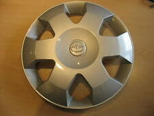 "DAEWOO KALOS S SE SX 02- 04 14 "" INCH HUB CAP  WHEEL TRIM ONLY (SILVER) 96433111"
