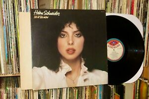 "HELEN SCHNEIDER ""Let It Be Now"" 1978 Wingsong LP (steve khan/POSTER/neil jason)"