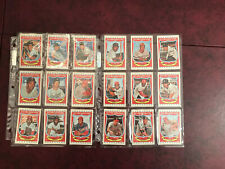 "1973 Kellogg's Baseball Card ""3D"" Complete Set 54 Loaded HOF Ryan Mint"