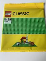 10700 LEGO Green Baseplate Classic Age 4-99 1 Piece Brand New
