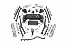 "Rough Country 4.0"" Long Arm Suspension Lift Kit, Grand Cherokee; 90222"