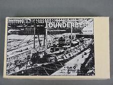 Combrig 1/700 Corazzata Dunderberg/Rochambeau Resina Modello Nave Kit #J3