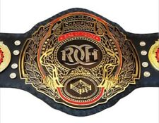 Roh Ring of Honor World Heavyweight Title Champion Belt Adult size