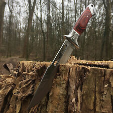 KANDAR - Jagdmesser - Knife - Bowie - Hunting - Camping - BSJM03 - 30,5 cm - NEU