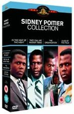 Sidney Poitier Collection 5039036030571 With Rod Steiger DVD Region 2