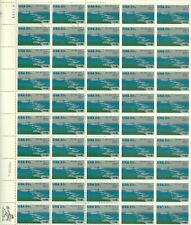Block of 50 United States 20¢ St Lawrence Seaway Postage Stamps ~ See Below Desc