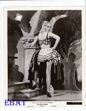 May Britt Blue Angel VINTAGE Photo
