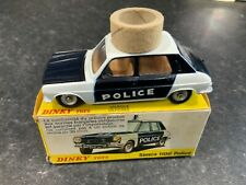 French Dinky Toys 1450 Simca 1100 Police Car Boxed Made In Spain