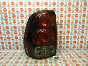 2002-2009 CHEVROLET TRAILBLAZER DRIVER LEFT REAR BRAKE TAIL LIGHT LAMP OEM