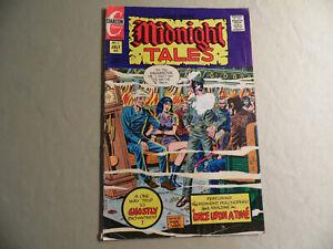 MIdnight Tales #4 (Charlton Comics 1973) Free Domestic Shipping