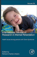 International Review of Research in Mental Retardation. Health Issues Among Pers