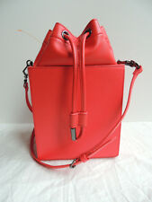 Nice Charles & Keith Red Box Purse Evening Bag