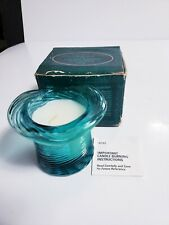 Vintage 1981 Avon Pitkin Hat Candle Holder With Fresh Aroma Smoker's Candle Nos