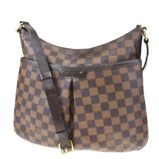 Auth LOUIS VUITTON Bloomsbury PM Shoulder Bag Damier Leather BN N42251 71MD472