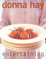 USED (VG) Entertaining by Donna Hay