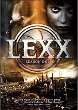 Lexx: Season 1 (DVD, 2008)