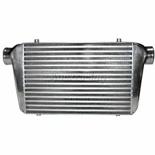 "Turbo Intercooler 630x300x76 Civic Corolla Accord EVO 3"" Inlet&Outlet"
