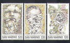 San Marino1980 Anti-Smoking/Health/Welfare/Medical/Drugs/Animation 3v set n36634