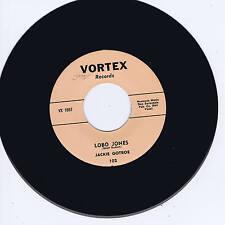 JACKIE GOTROE - LOBO JONES (STUNNING!! - PIANO & GUITAR ROCKABILLY JIVER) REPRO