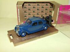 LANCIA APRILIA 1939-44 Bleu Gazogene BRUMM R60