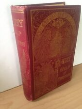 Antique 1909 Mary Help of Christians Saints Book by Benziger Bros