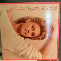 "OLIVIA NEWTON-JOHN - Greatest Hits Vol. 2 - 12"" Vinyl Record LP - EX"