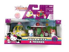 HELLO KITTY & FRIENDS Diecast 15 Cupcake Microvan, 16 My Melody Strawberry Truck