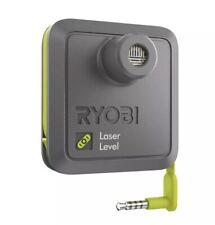 Ryobi Phone Works 2 Line Cross Laser Level & Tripod RPW-1650 NEW