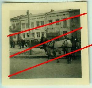 3 x Foto Soldaten / Einmarsch / Grab in OLESZYCE / POLEN 1941 !!! TOP !!! F377