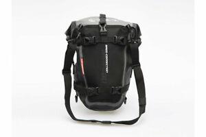Hecktasche Motorrad Tasche SW MOTECH Drybag 80 Wasserdicht schwarz 8L universal