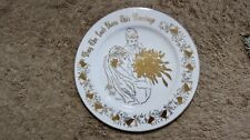 May The Lord Bless This Marriage - Wedding Embossed - Plate or Platter