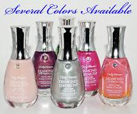 Sally Hansen Diamond Strength Nail Polish .45 oz many colors **