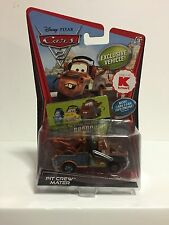 CARS 2 1:55 Disney Pixar Kmart Pit Crew Mater