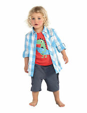 Organic Cotton Shirts (0-24 Months) for Boys