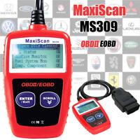 Universal Code Reader OBD2 EOBD CAN DTC Car Engine Error Diagnostic Scanner Tool