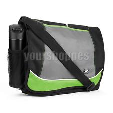"""Canvas Messenger Shoulder Laptop Bag 13""""-13.3"""" For Lenovo HP Dell ASUS Acer PC"""