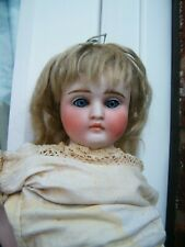 "ANTIQUE 18"" INCHES EARLY GERMAN FASHION TYPE DOLL / KESTNER ? S&H?  / TLC"